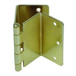 brass expandable door hinge
