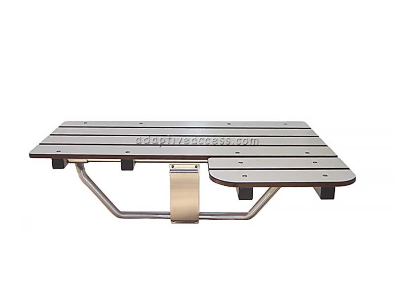 details - ADA folding shower seat - Adaptive Access