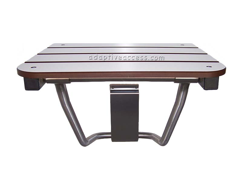 details - compact folding shower seat - Adaptive Access